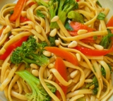 Fresh Friday Feast Recipe – Cold Asian Noodle Salad