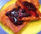Fresh Friday Feast – Vegan French Toast